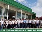 Peregrina inaugura loja de seminovos