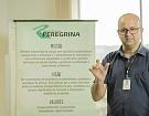peregrina realiza treinamento em parceria com a concessinária volvo: dicave