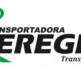 Transportadora peregrina divulga novo slogan