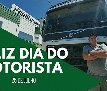 Dia do Motorista - 2020