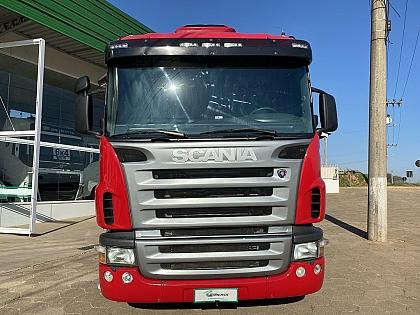 Scania G380 - 6X2